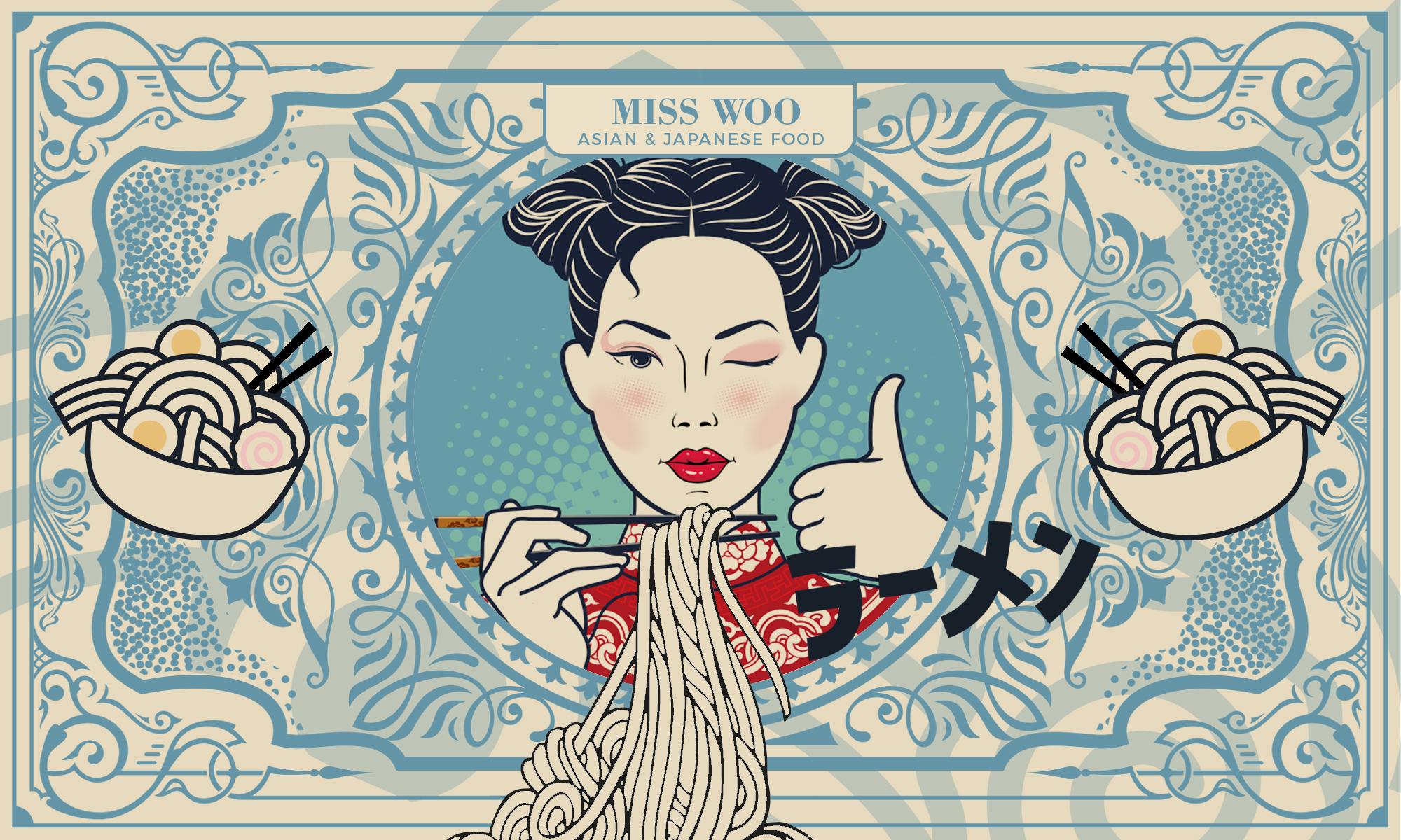 Miss Woo